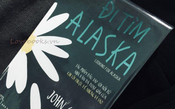 Bìa sách Đi Tìm Alaska